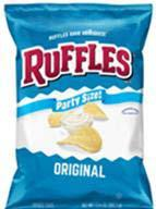Label, Ruffles Original Party Size