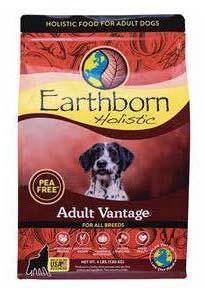 "Image 1. ""Earthborn Holistic Adult Vantage, front label"""