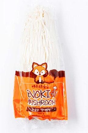 Enoki Mushroom package