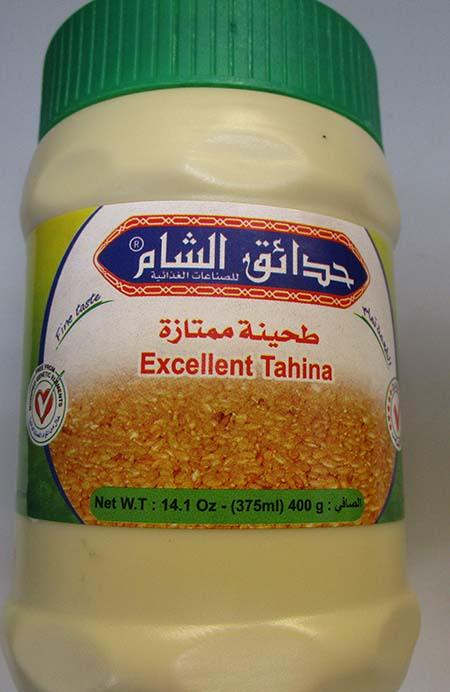 """Product image, Excellent Tahina 14.1 oz"""