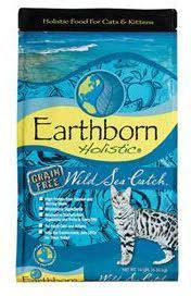 "Image 23. ""Earthborn Holistic Wild Sea Catch, front label"""