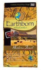 "Image 28. ""Earthborn Holistic Western Feast, front label"""