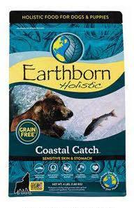 "Image 2. ""Earthborn Holistic Coastal Catch, front label"""