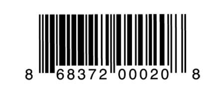Barcodes of Blendtopia Smoothie Kits