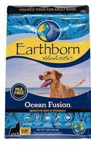 "Image 4. ""Earthborn Holistic Ocean Fusion, front label"""