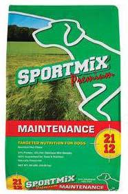 "Image 59. ""Sportmix, Maintenance, Front Label"""
