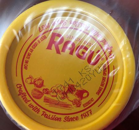 Lid for RAGÚ® Old World Style Traditional, 66 oz