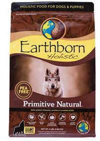 "Image 5. ""Earthborn Holistic Primitive Natural, front label"""
