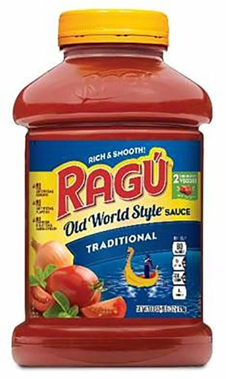Jar for RAGÚ® Old World Style Traditional, 66 oz