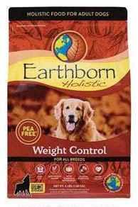 "Image 7. ""Earthborn Holistic Weight Control, front label"""