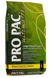 "Image 85. ""Pro Pac Ultimates, Large Breed Puppy, Front Label"""