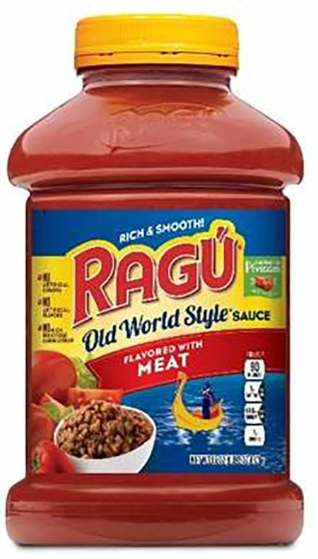 Jar for RAGÚ® Old World Style Meat, 66oz
