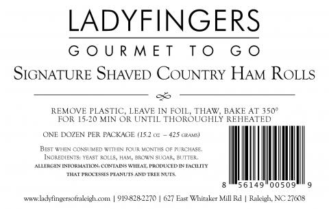 Ladyfingers Gourmet to Go Voluntarily Recalls Signature