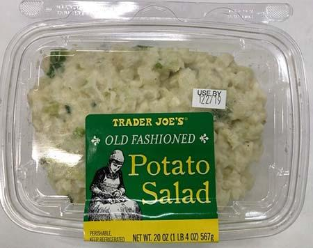 Label - Potato Salad Top