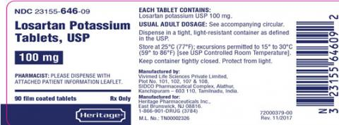Vivimed Life Sciences Pvt Ltd Issues Voluntary Nationwide Recall of