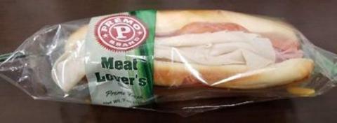 PREMO BRAND Meat Lover's Sub