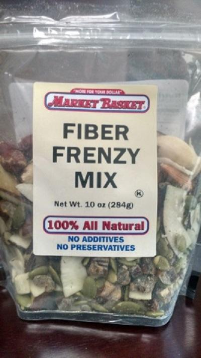 Market Basket Fiber Frenzy 10oz.