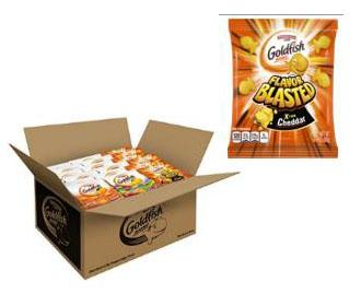 Pepperidge Farm® Goldfish® 40CT GF ECOMM VARIETY PACK