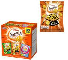 Pepperidge Farm® Goldfish® Bold Mix Crackers, 29.4 oz. Variety Pack Box, 30-count Snack Packs