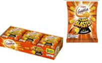 Pepperidge Farm® Goldfish® Flavor Blasted® Xtra Cheddar Crackers, 8.1 oz. Multi-pack Tray, 9-count