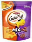 Pepperidge Farm® Goldfish® Mix Xtra Cheddar + Pretzel Crackers, 11.5 oz. Resealable Bag