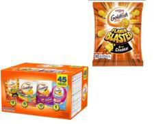Pepperidge Farm® Goldfish® Variety Pack Crackers, 44.9 oz. Box, 45- count Snack Packs