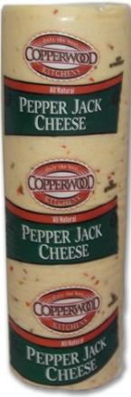 """Copperwood Pepper Jack Cheese"""