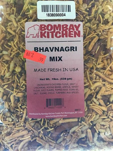 """Bombay Kitchen, Bhavnagri Mix, Net Wt. 19oz"""