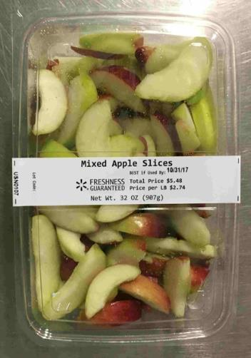Picture of Mixed Apple Slices, 32 oz.