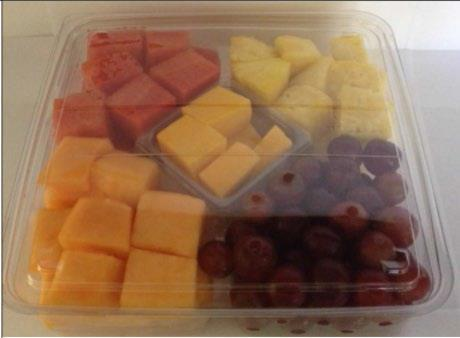 Picture of Seasonal Fruit Tray, 40 oz.