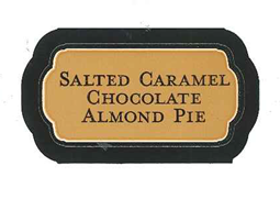 Private Selection Salted Caramel Chocolate Almond Pie