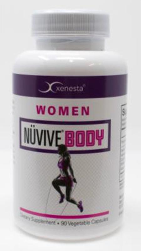 Product Image front, Xenesta Nuvive Women's 90 count bottle