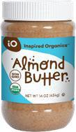 Product image Inspired Organics Organic Almond Butter 16 oz