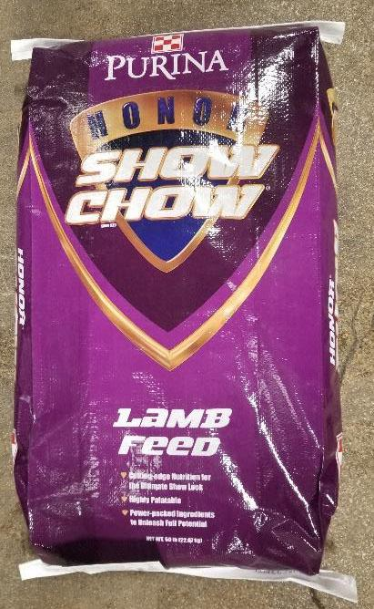Purina Honor Show Chow Showlamb Grower product image