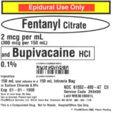 Service code 2K8490, 2 mcgmL Fentanyl Citrate and 0.1% Bupivacaine HCl (Preservative Free) in 0.9% Sodium.jpg