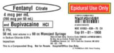 Service code 2K8638, 4 mcgmL Fentanyl Citrate and 0.1% Bupivacaine HCl (Preservative Free) in 0.9% Sodium Chloride.jpg