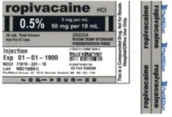 Service code 2R3334-5, 0.5% Ropivacaine HCl Injection (Preservative Free).jpg