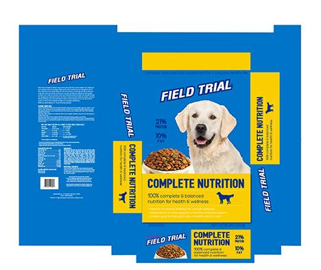 Image – FIELD TRIAL COMPLETE NUTRITION, NET WT. 16LBS