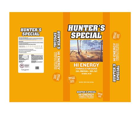Image – HUNTER'S SPECIAL HI ENERGY, NET WT. 50 LBS