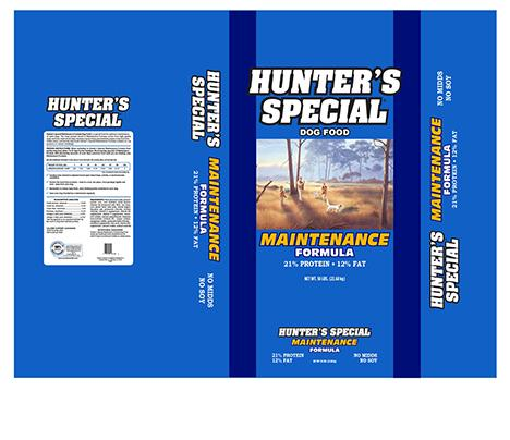 Image – HUNTER'S SPECIAL MAINTENANCE FORMULA, NET WT 50 LBS