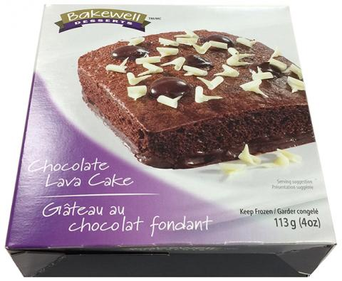 Product image Bakewell Desserts Chocolate Lava Cake