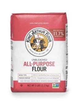 Labeling, front, King Arthur Flour