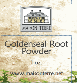 Goldenseal Root Powder, 1 oz