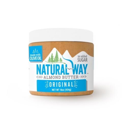 Product image Natural Way Almond Butter Original.