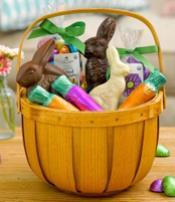 Country Bunny Basket