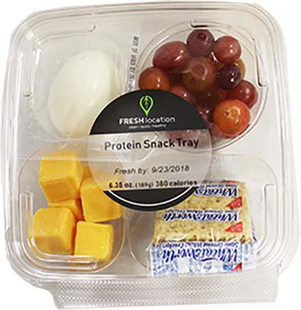 Picture of Fresh Location Protein Snack Tray