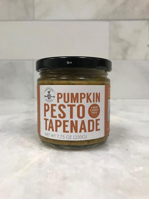 Purveyors Kitchen Pumpkin Pesto Tapenade, 7.75 oz.