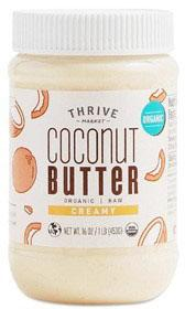 """Thrive Market Organic Coconut Butter, 16 oz."""