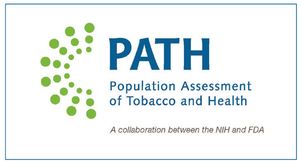 PATH - Population Assessment of Tobacco and Health - A collaboration between the NIH and FDA