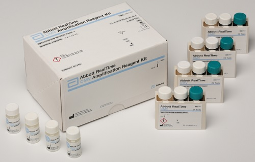 Image of Abbott RealTime CMV Assay - P160044